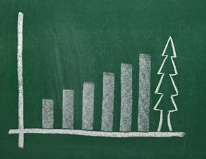Christmas graph