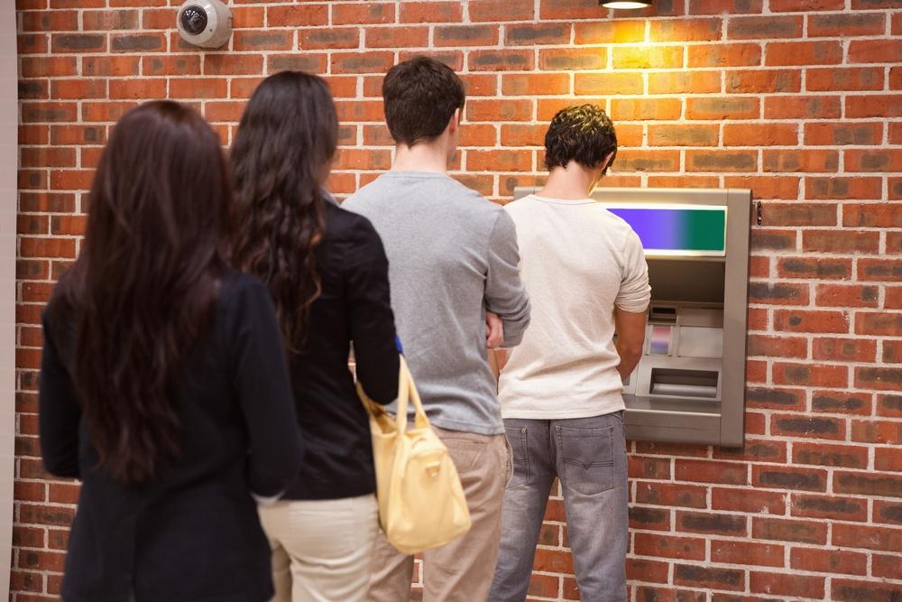 decrease wasteful spending at ATM