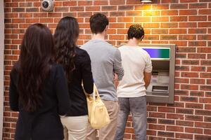 decrease wasteful spending at ATM